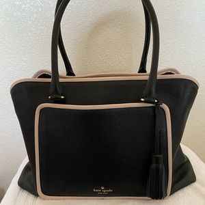 Kate Spade Large Evangelie Ward Place Handbag
